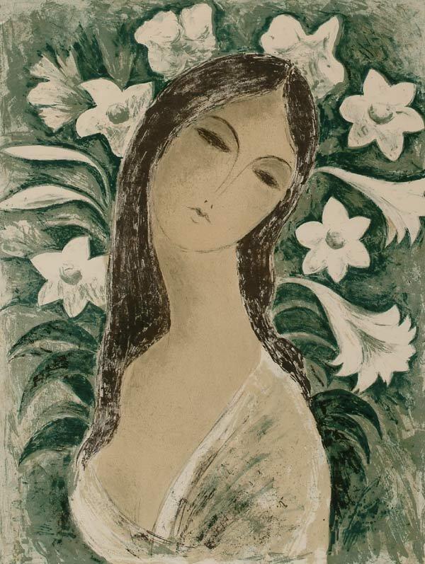 1010: Prints John Haymson (1902-1980), WOMAN WI
