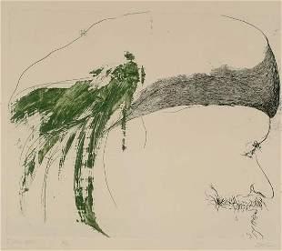 Prints Leonard Baskin (1922-2000), S. DEL