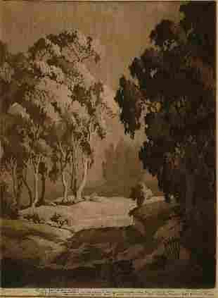 Prints Orpha Carpenter Klinker (1891-1964