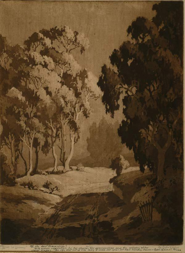 1018: Prints Orpha Carpenter Klinker (1891-1964