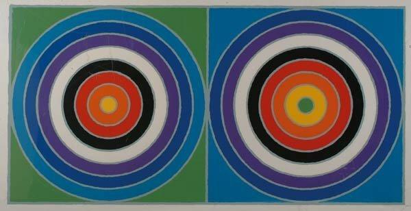 1022: Prints John McCracken (1934- ), UNTITLED