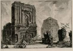 1206: Prints Giovanni Battista Piranesi (1720-1