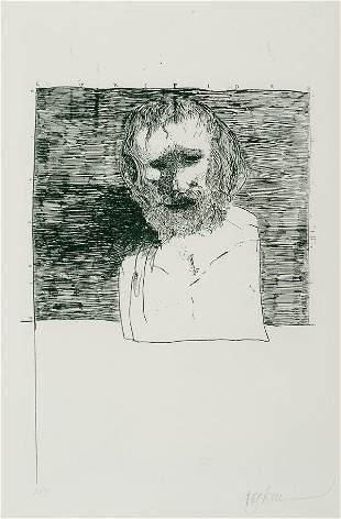 Prints Leonard Baskin (1922-2000), America