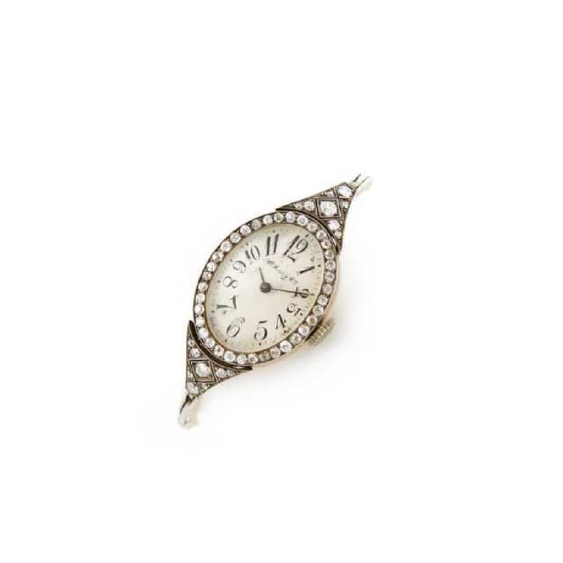 Lady's H. Moser & Cie. Wristwatch