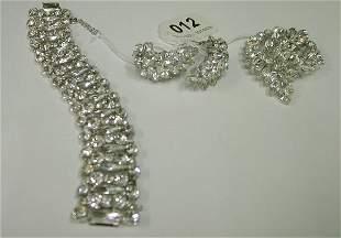12: Fashion Sherman Crystal Parure