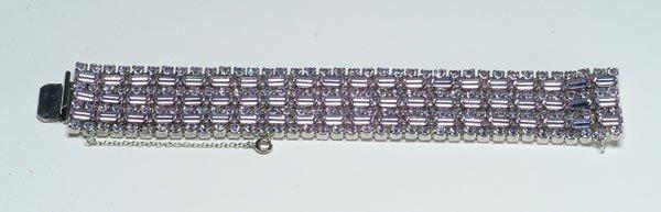 """16: 16: Fashion Sherman Wide Bracelet, l. 7"""""""