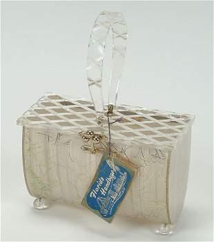 30: Fashion Florida Handbags Carved Luci