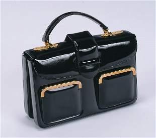 40: Fashion Guido Borelli Patent Leather