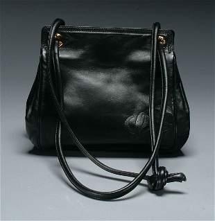 41: Fashion Loewe Leather Shoulder Purse