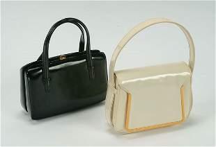 42: Fashion Two Holt Renfrew Patent Leat