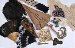 125: 125: Fashion Group of Victorian Costume I