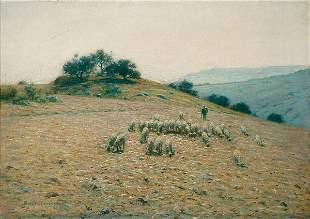 American Lovell B. Harrison CALIFORNIA SHEEP