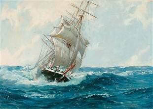 American Charles R. Patterson FURLING