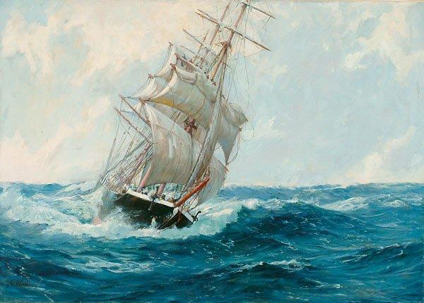 1021: American Charles R. Patterson FURLING