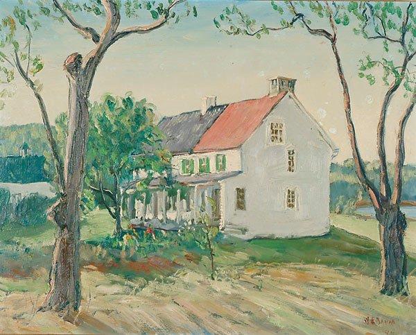 1022: American Walter Emerson Baum SELLERSVILLE
