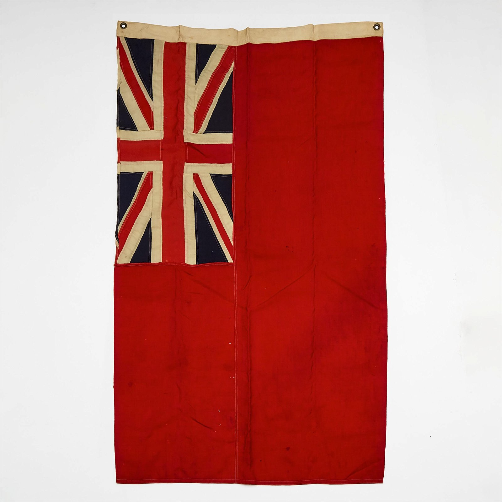 British Merchant Marine Ensign, late 19th century