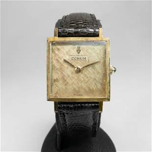 Lady's Corum Wristwatch, circa 1965; case #8154/48;