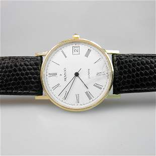 Movado Wristwatch, With Date, recent; reference #86503;