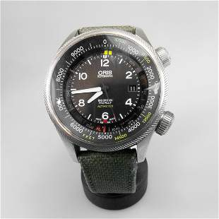Oris Big Crown Pro Pilot With Altimeter, circa 2015;