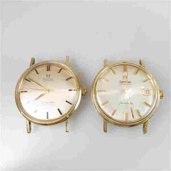 Two Omega Seamaster Wristwatches, both circa 1960's;