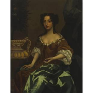 Follower of Sir Peter Lely (1618–1680), PORTRAIT