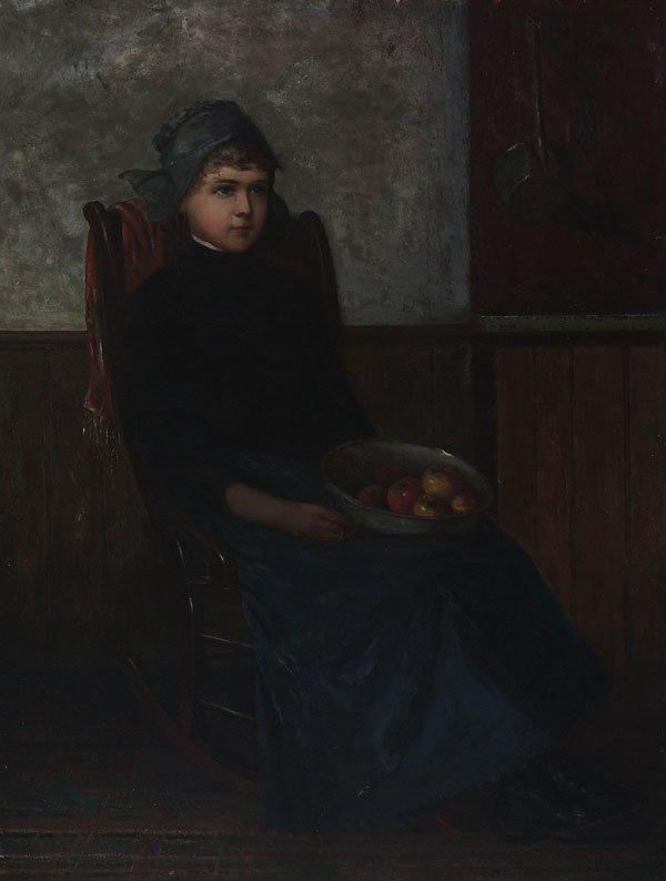 1006: American,  Amariah D. Beecher (b.1839), GIRL