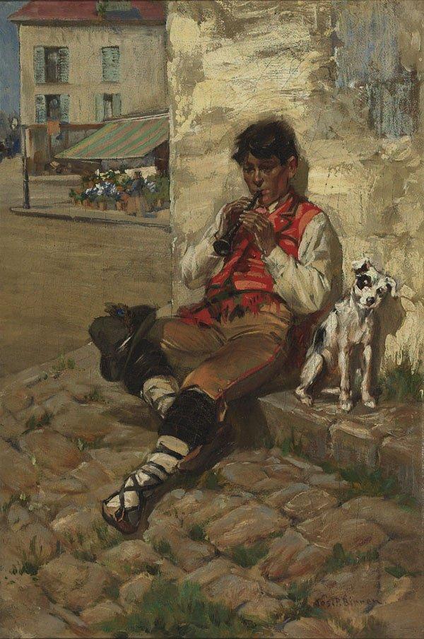1012: American, Joseph Pierre Birren, UNSYMPATHETIC