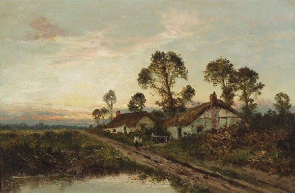 1173: British, Attr. Daniel Sherrin  (1868-), LUDLOW