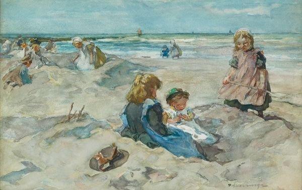 1244: Dutch, Johannes-Evert Akkeringa, CHILDREN ON...