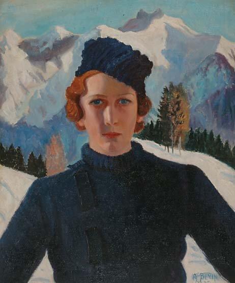 1005: American Art Alice Conklin Bevin