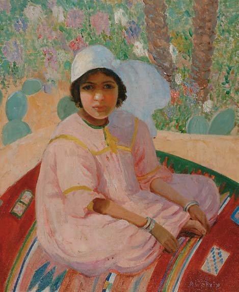 1006: American Art Alice Conklin Bevin
