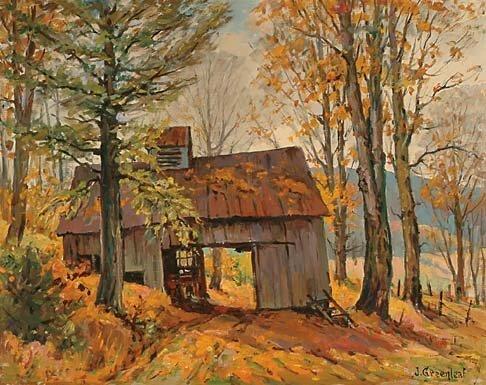 1010: American Art Jacob Greenleaf