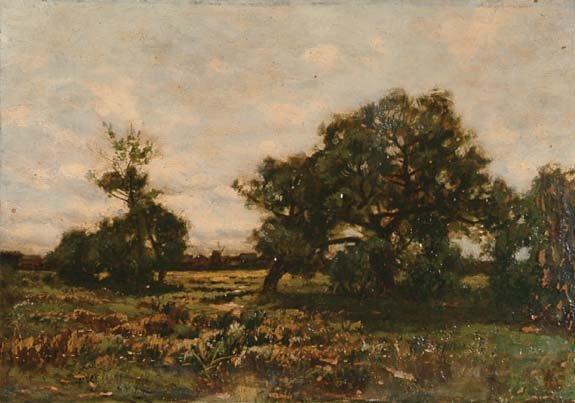 1014: American Art Robert Bruce Crane