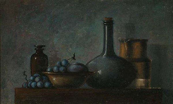 1017: American Art Emil Carlsen (1853-1932)