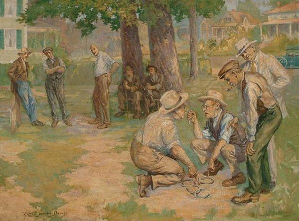 1018: American Art Alfred James Dewey