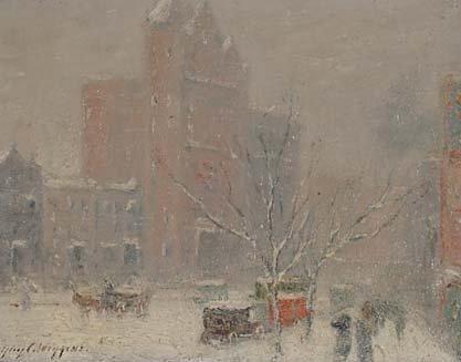 1022: American Art Guy Carleton Wiggins