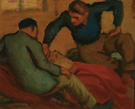 1024: Austrian/American Art Robert Hofmann