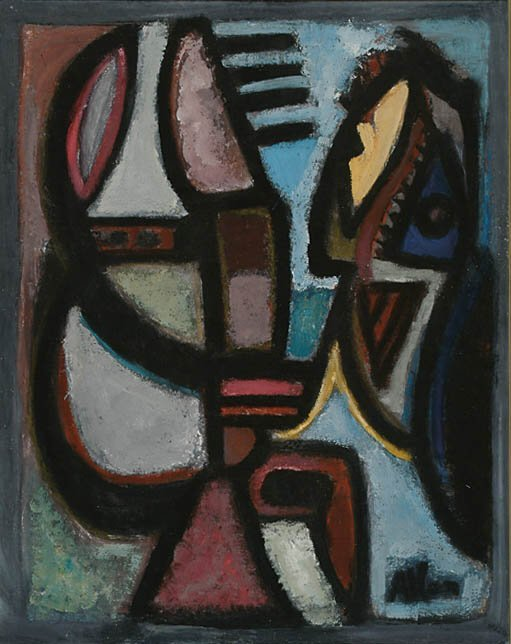 1300: French Art Jean-Michel Atlan (1913-1960)