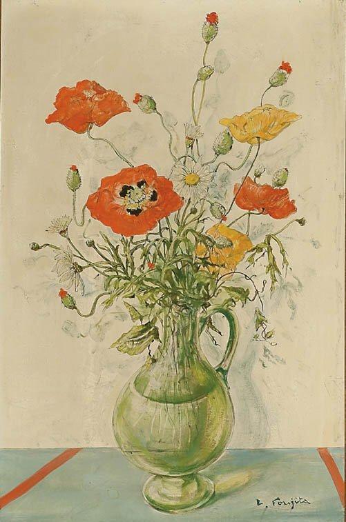 1342: Japanese Art [Tsugouharu L. ] Foujita (1886-1968)