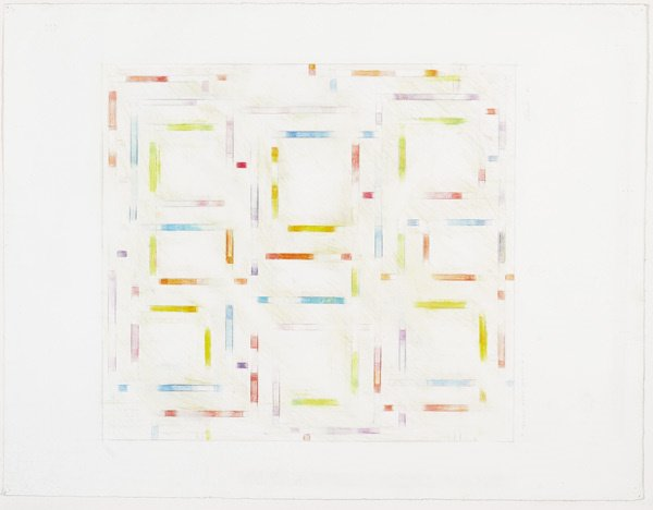 12: American, Michael Loew (1907-1985), YELLOW AURA,
