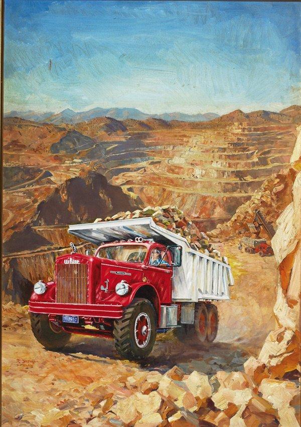 22: American, Robert O. Skemp (1910-1984), SUPER WHITE