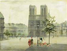 30: American, Andre Gisson (1928-2003), PARIS (2)