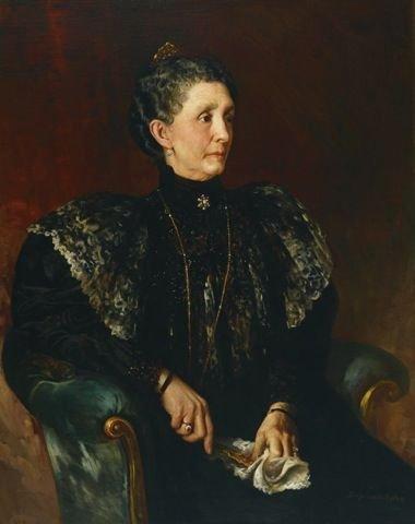 19A: American, Bayard Henry Tyler (1855-1931), PORTRAIT