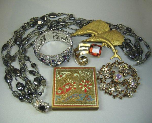 8: Quantity Of Costume Jewellery