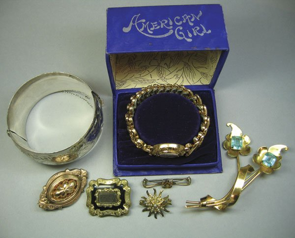 11: Qty Of Sterling Silver, Gold & Gold-Filled Jeweller