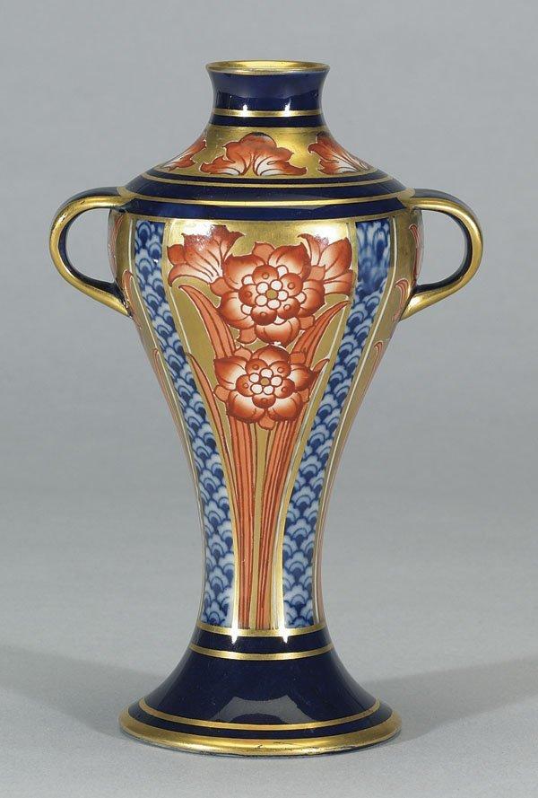 1001: Moorcroft Macintyre Aurelian Vase, c.1897-98