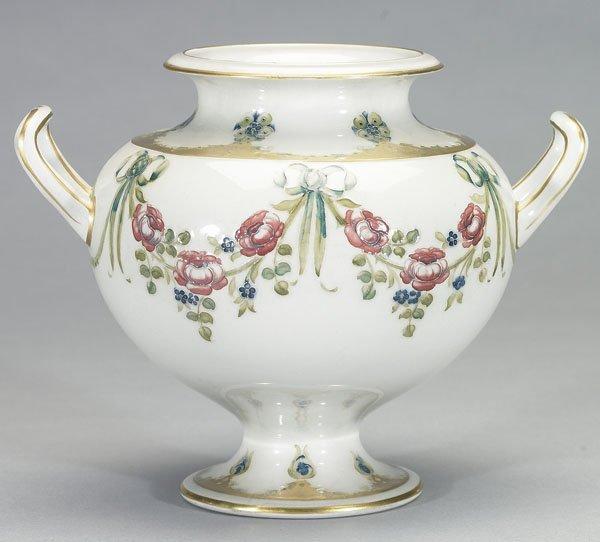 1024: Moorcroft Macintyre 18th C. Vase, c.1906-08