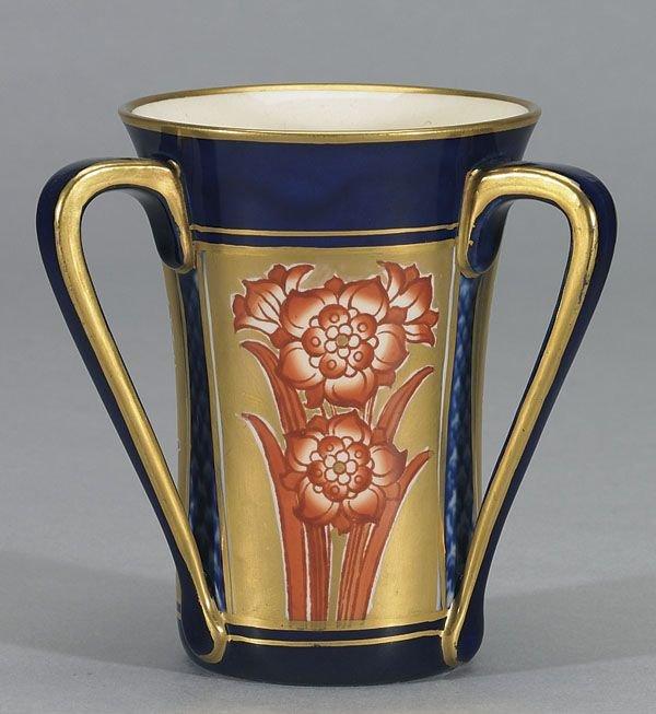 1005: Moorcroft Macintyre Aurelian Tyg, c. 1897-98