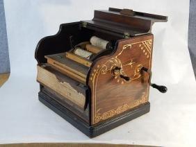 Improved Musette Roller Organ