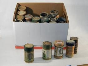 Lot (47) Edison Ambrol Cylinder Records